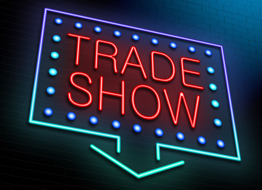 Trade Shows list